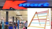 Kmart recalls sold out kid's toy over safety concerns