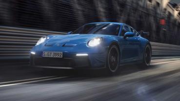正式踏入 Nürburgring 賽道 7 分鐘門檻─2022 Porsche 911 GT3 隆重登場