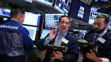S&P 500 opens slightly higher as financials rise following stress test