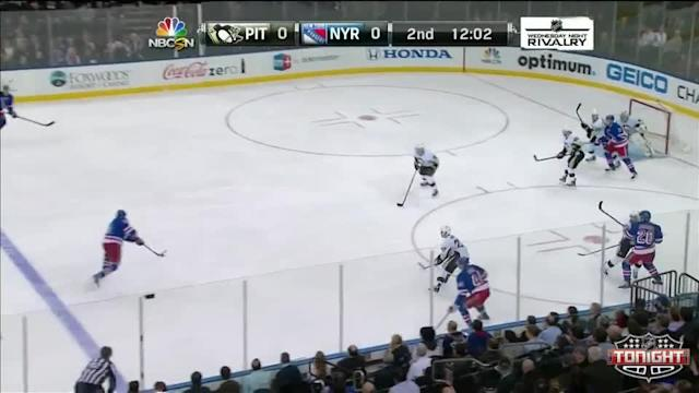Pittsburgh Penguins at NY Rangers Rangers - 12/18/2013