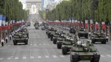 Trump wants big military parade on July 4 to show 'strength'