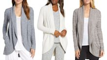 Softest sweater ever? Nordstrom shoppers can't get enough of this $116 cardigan that's 'like wearing a cloud'
