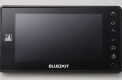 Bluedot's 4-inch portable TV with 1Seg and a whole bunch of slim