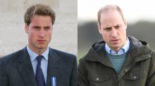 El cambio físico del príncipe Guillermo: ¿ha perdido más pelo en los últimos meses?