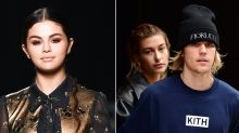 Hailey Baldwin Slams 'Cruel Social Media' Users After Justin Bieber Addresses Selena Gomez Video in Search History
