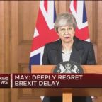 Theresa May: Not prepared to delay Brexit further than Ju...