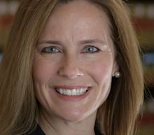 Amy Coney Barrett: the devout catholic and early favourite to replace Ginsburg