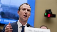 Facebook CEO Zuckerberg to meet with U.S. senators this week