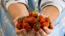 Forget water: There's something else we should be washing fruit and veg with