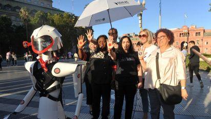 Inteligencia artificial: campaña mundial para prohibir el desarrollo de robots asesinos