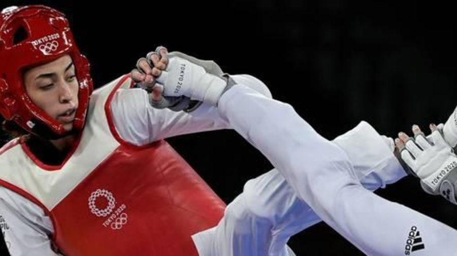 Alizadeh verpasst erste Medaille für Flüchtlingsteam