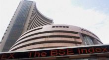 Sensex registers biggest fall since Dec, Rupee rebounds 5 paise