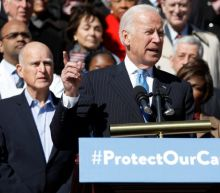 Biden rallies Democrats against GOP health care bill