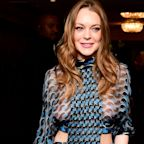 Lindsay Lohan reveals past abuse as she defends bizarre Harvey Weinstein video