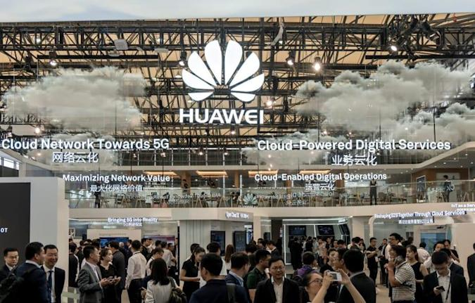 Huawei erstmals zweitgrößter Smartphone-Produzent der Welt