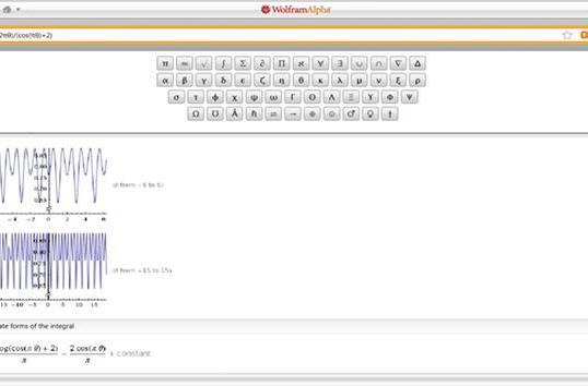 Wolfram Alpha releases first desktop PC app for Windows 7, makes homework even easier