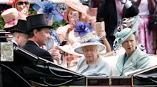 Queen Elizabeth Chose a Hot Pink Coat and Floral Dress for Day Four of Royal Ascot