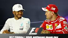 Formula One: Vettel and Hamilton motivated by potential close duel