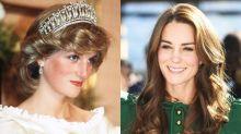 真正的不脫潮流!凱特皇妃最愛的球鞋,原來也是戴安娜王妃的愛鞋!