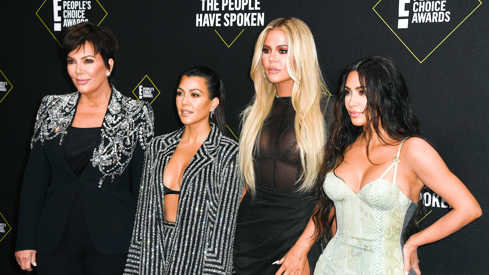 Kim and Khloé want Kourtney fired from 'Keeping Up With the Kardashians'
