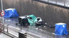 Six dead after multi-vehicle crash in Birmingham