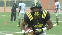 Army East: Fuller and Green top the list