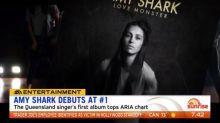 Amy Shark debuts at #1
