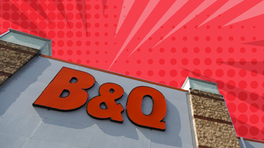 Can't Afford To Take The Kids To Disneyland? Here's Why B&Q Will Do