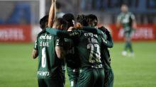 Gabriel Menino faz golaço, e Palmeiras vence o Bolívar na altitude