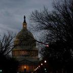 Government workers begin shutdown as Senate vote looms
