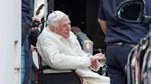 Emeritus Pope Benedict XVI visits Germany
