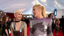 Michelle Williams' and Busy Philipps' Best Red Carpet Moments
