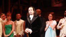 Lin-Manuel Miranda Tears Up While Bringing Father Onstage at 'Hamilton' Puerto Rico Opening