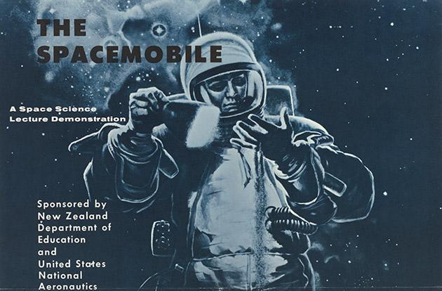 The Big Picture: NASA's vintage propaganda poster from 1965