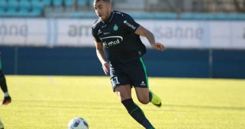 Foot - L1 - ASSE - Oussama Tannane envoyé en CFA 2 par Christophe Galtier