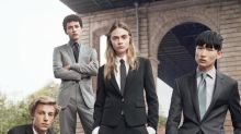 Cara Delevingne Now the Face of DKNY Menswear