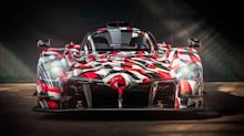 The Toyota GR Super Sport hypercar could have close to 1,000bhp