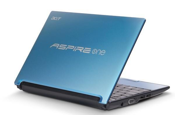 Acer Aspire One D255 with dual-core Atom hits at $330