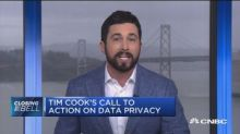 Apple CEO Tim Cook writes op-ed calling for tech privacy ...