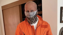 Bruce Willis wears 'Armageddon' costume amid coronavirus pandemic: 'His saving the world outfit'