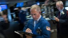 Why the markets are selling off today
