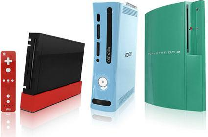 Colorware concocts competent console coloring