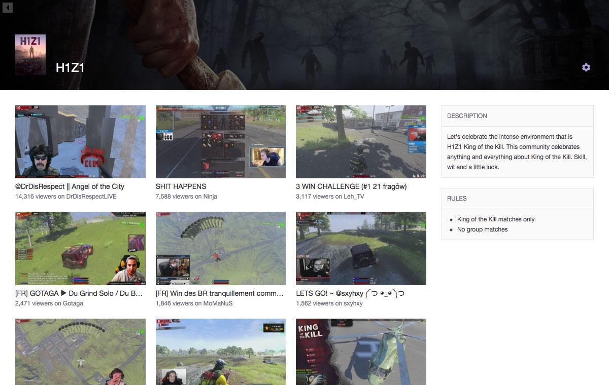 Twitch streamers can now create their own Communities
