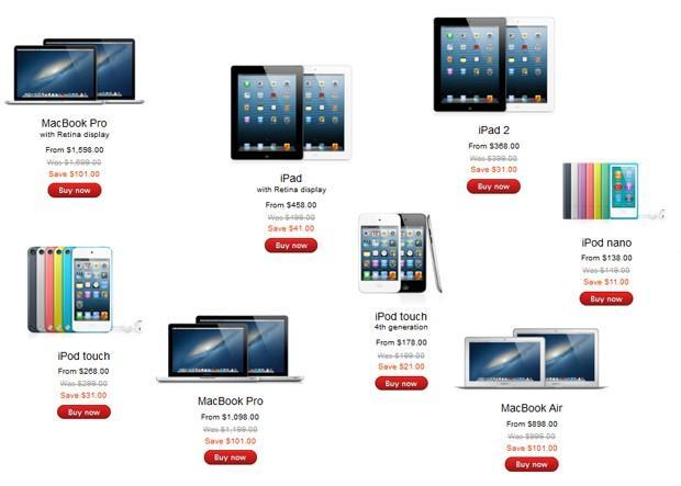Apple announces Black Friday deals: $101 off laptops, up to $61 off the new iPad