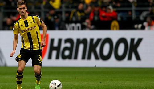 Bundesliga: Weigl wohl fit für Derby gegen Schalke