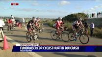 Group Rides To Raise Money For Cyclist Hit By Driver