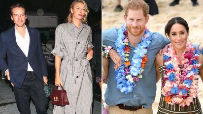 Maria Sharapova's new man has a very royal connection