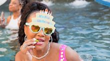 Vivica A. Fox Celebrates 57th Birthday with Pool Party: 'Happiness Is Key to Feeling Good in the Skin I'm In!'