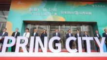 Spring City 66 in Kunming Opens for Business