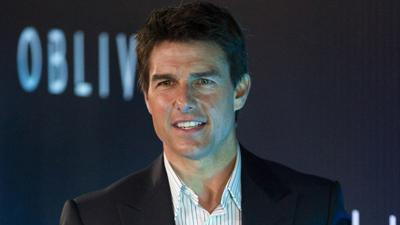 Cruise Brings 'Oblivion' to Brazil